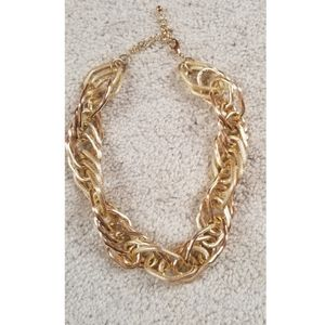 Forever 21 Thick Chain Necklace